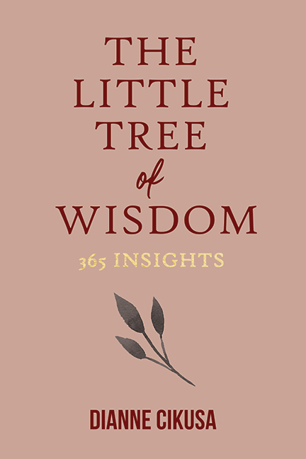 Cover: The Little Tree of Wisdom: 365 Insights